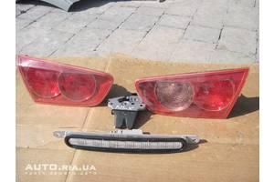 Замки крышки багажника Mitsubishi Lancer X