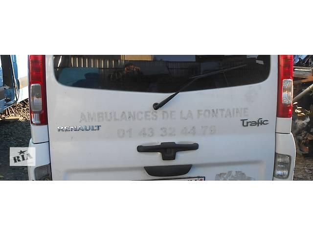 продам Замок крышки багажника, ляды Renault Trafic Рено Трафик Opel Vivaro Опель Виваро Nissan Primastar бу в Ровно