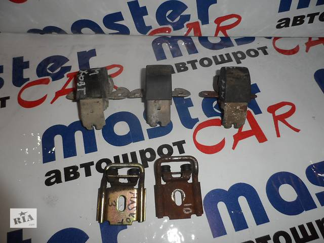бу Замок распашной задней двери Renault Master Рено Мастер Опель Мовано 2003-2010 в Ровно