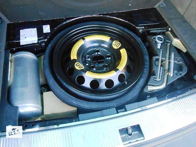 купить бу Запаска/Докатка 2.5 TDI Volkswagen Touareg R17 195/80 в Ровно