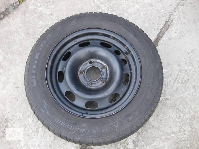 бу Запаска/докатка  диск с шиной резиной колесо Opel Vectra C в Львове