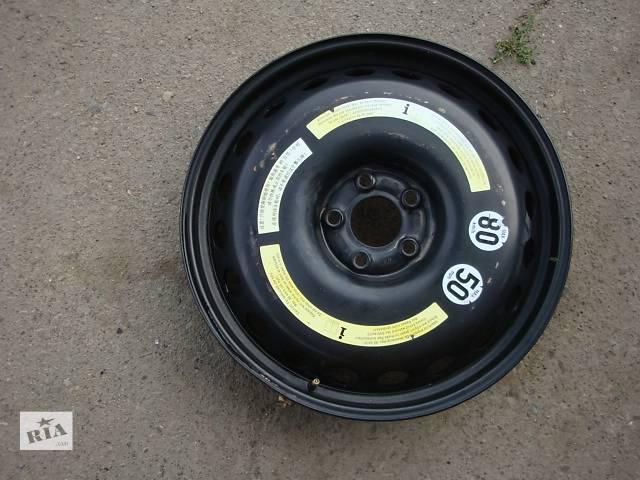 бу Запасное колесо, диск Mercedes W221 в Черновцах
