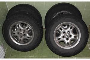 б/у диски с шинами Land Rover