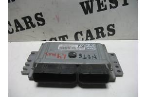 б/у Блок управления двигателем Nissan Note