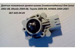 Новые Электрокорректоры фар Toyota