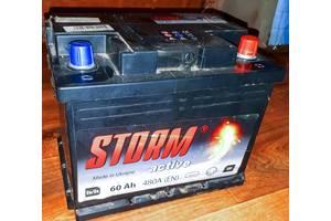Нові Акумулятори Storm