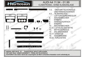 Салоны Audi A4