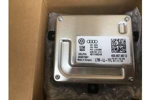 Новые Блоки управления освещением Audi
