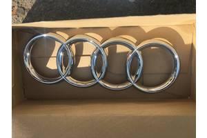 Новые Эмблемы Audi A6