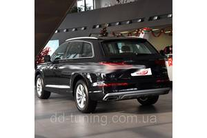 Рейлинги Audi Q7