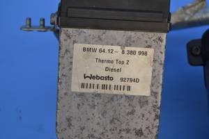 Автономная печка BMW X5