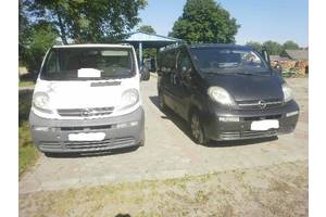 б/у Боковины Opel Vivaro груз.