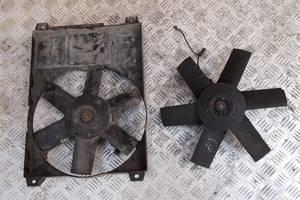 б/у Вентилятор осн радіатора Fiat Ducato