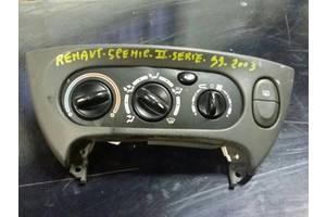 б/у Регулятор оборотов вентилятора печки Renault Scenic