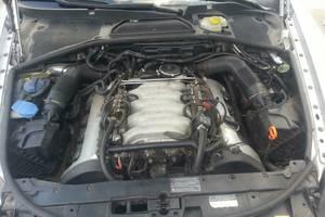 б/у Абсорбер (Система выпуска газов) Volkswagen Phaeton