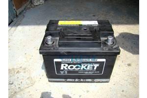 б/у Аккумуляторы Rocket