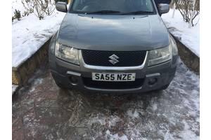 б/у Амортизаторы задние/передние Suzuki Grand Vitara