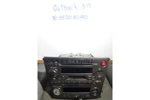 б/у Автомагнитолы Subaru Outback