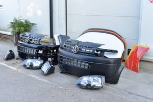 б/у Бампер передній Volkswagen T5 (Transporter)