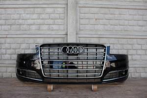 б/у Бампер передний Audi A8