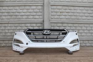 б/у Бампер передний Hyundai Tucson