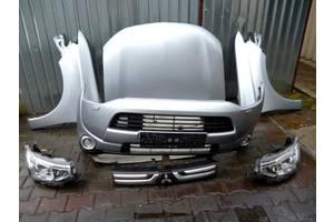 б/у Бамперы передние Mitsubishi Outlander