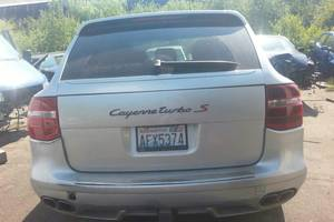 б/у Бампер задний Porsche Cayenne