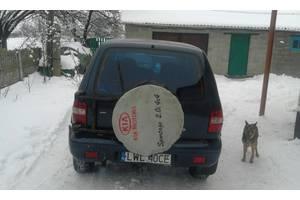 б/у Бамперы задние Kia Sportage