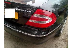 б/у Бампер задний Mercedes CLK-Class