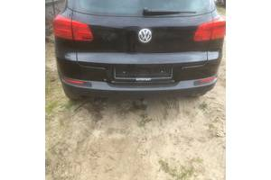 б/у Бампер задний Volkswagen Tiguan