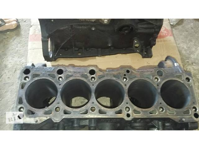 Б/у Блок двигателя двигуна Volkswagen Crafter Фольксваген Крафтер 2.5 TDI BJK/BJL/BJM (80кВт, 100кВт, 120кВт)- объявление о продаже  в Рожище