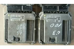 б/у Блок управління двигуном Volkswagen Crafter груз.