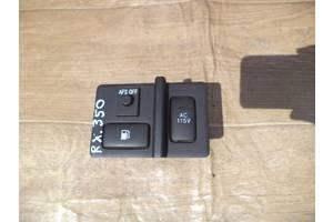 б/у Блок кнопок в торпеду Lexus RX