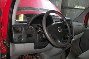 б/у Блоки кнопок в торпеду Volkswagen Crafter груз.