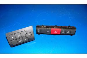 б/у Блоки кнопок в торпеду Fiat Ducato