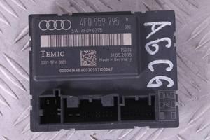 б/в Блоки управління двері Audi A6