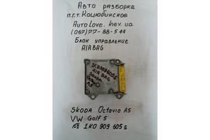 б/у Блок управления AirBag Skoda Octavia A5