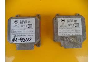 б/у Блок управления двигателем Volkswagen Sharan