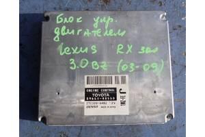 б/у Блок управления двигателем Lexus RX