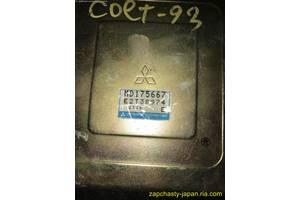 б/у Блоки управления двигателем Mitsubishi Colt