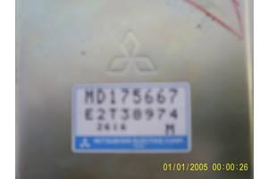 б/у Блоки управления двигателем Mitsubishi Lancer