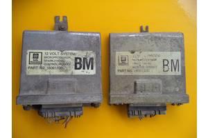 б/у Блоки управления двигателем Opel Ascona