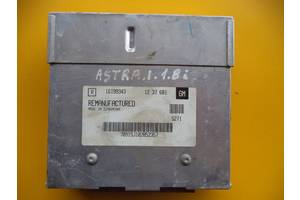 б/у Блок управления двигателем Opel Astra F