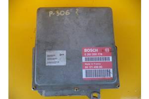 б/у Блоки управления двигателем Peugeot 406