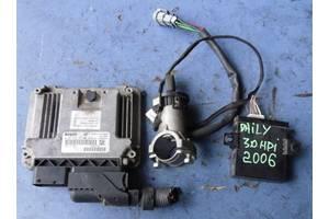 б/у Блоки управления двигателем Iveco Daily E3