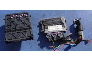 б/у Блок управления двигателем Peugeot 206