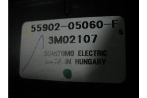 б/у Блок управления печкой/климатконтролем Toyota Avensis