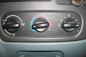 б/у Блоки управления печкой/климатконтролем Ford Transit