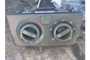б/у Блоки управления печкой/климатконтролем Fiat Ducato