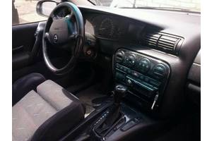 б/у Блоки управления печкой/климатконтролем Opel Omega B